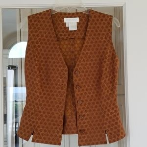 Escada vest/waistcoat